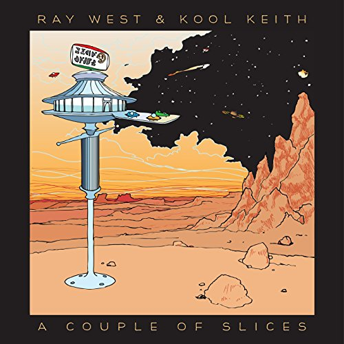 Ray West and Kool Keith-A Couple of Slices-2015-NOiR Download