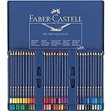 ファーバーカステル アートグリップ水彩色鉛筆 60色セット 缶入 114260
