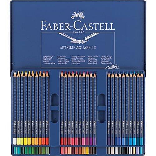 faber-castell-114260-art-grip-creative-studio-matita-assortiti