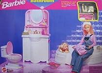 Barbie Princess Charm School - Take Along Bedroom Playset