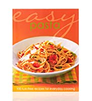 Easy Pasta Recipe Book