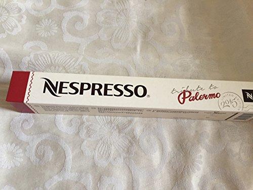 Choose Nespresso Tribute to Palermo 10 pods 1 Seeve by Nespresso