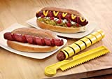 Outset 76179 Hot Dog Spiral Cutter
