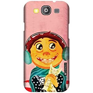Printland Designer Back Cover For Samsung Galaxy S3 Neo - Mixed Colors Cases Cover