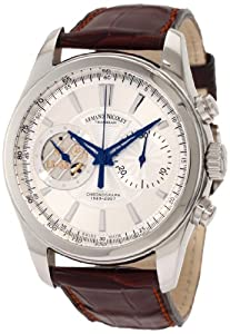 Armand Nicolet Men's 9649A-AG-P964MR2 L07 Limited Edition Hand-Wind Classic Watch