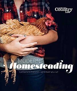 Book Cover: Modern Homesteading