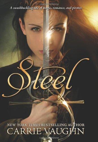 Author Interview: Carrie Vaughn *Steel*