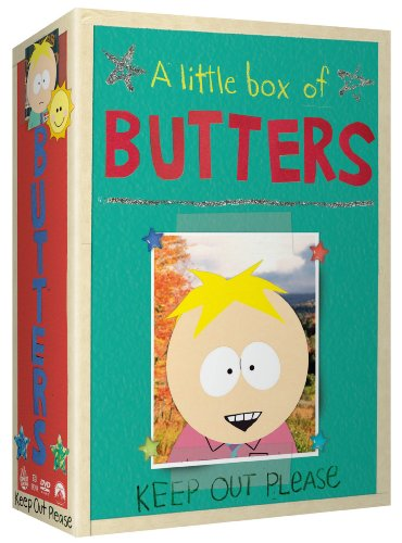 South Park: A Little Box of Butters [DVD] [Import]