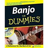 Banjo For Dummies ~ Bill Evans