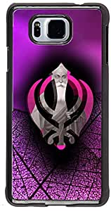 PRINTVISA Religious Guru Nanak Case Cover for Samsung Galaxy Alpha