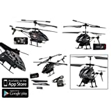 Phone Links: i-Helicopter iCam RC Remote Control Helicopter
