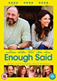 Enough Said [DVD] [2013]
