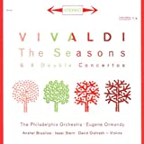 Vivaldi: The Four Seasons, Op. 8; Double Concertos Rv 514, Rv 517, Rv 509 & Rv 512 Anshel Brusilow