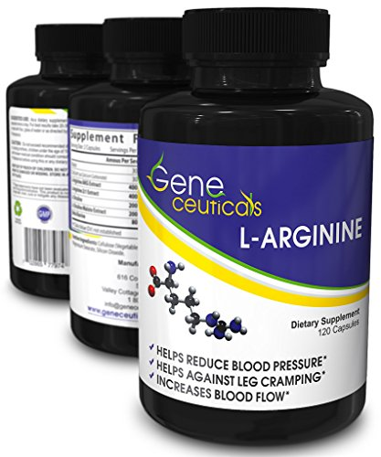Potent L-Arginine Supplement – Essential Amino Acid in ...