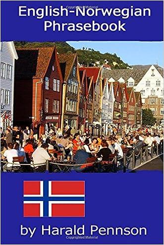 English-Norwegian Phrasebook