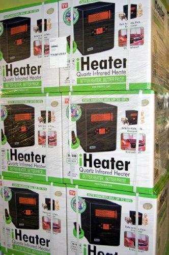 iheater ih 1500b quartz infrared portable heater sale online