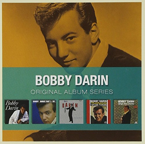 Bobby Darin - Original Album Series:bobby Darin/bobby Darin Sings Ray Charles/that