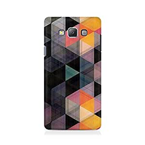Mobicture Random Hex Printed Phone Case for Samsung Grand Prime 5308