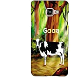 PrintVisa Designer Back Case Cover For Samsung Galaxy On Max (Animated Cow)