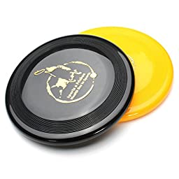 Super-tough Frisbee Flying Disc Toy for trainning Pets Dogs