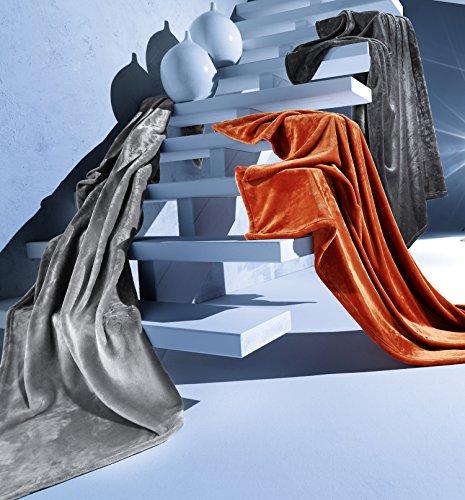 Biederlack 150 x 200 cm B @ Home Arctic Shine manta, Color