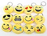 Free Emoji Keychain + Big Mug - ( White Ceramic Porcelain Toilet Bowl Coffee Mug , Beer Cup Funny Gift ~ We Pay Your Sales Tax)