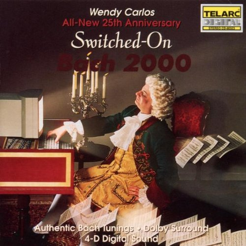 Switched on Bach 2000 by Wendy Carlos