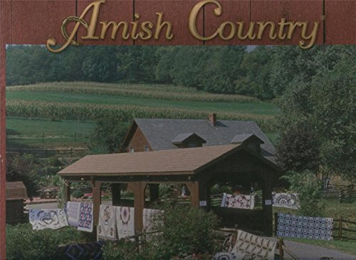 Behind the Quilt Shop - Amish Country - Limited Edition