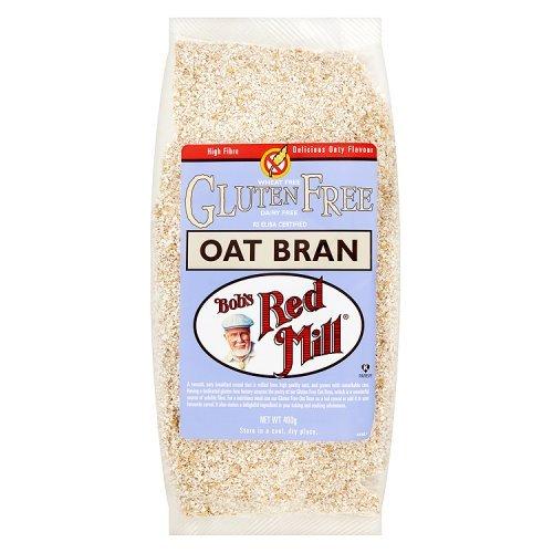 Bobs Red Mill Gluten Free Pure Oat Bran 400g