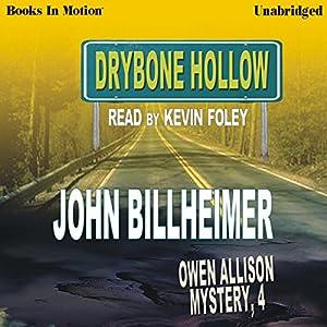 Drybone Hollow Audiobook