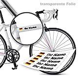 Namensaufkleber-von-style4Bike-Druck-Top-Qualitt-Fahrrad-Aufkleber-Name-als-Aufkleber-S4B0DRUCK