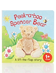 Peek-a-Boo Spencer Bear Book