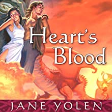 Heart's Blood: The Pit Dragon Chronicles Audiobook by Jane Yolen Narrated by Marc Thompson