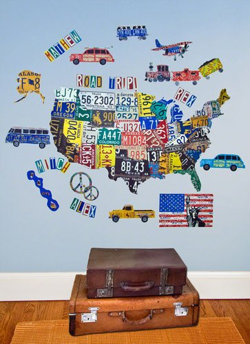 Personalized Alphabet Wall Art front-1035636