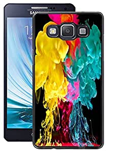 ColourCraft Printed Design Back Case Cover for SAMSUNG GALAXY A5 A500F