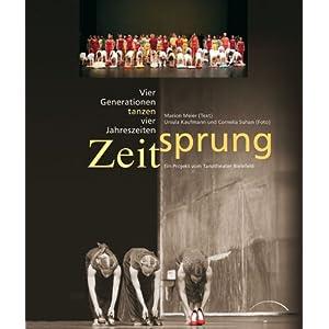 Zeitsprung - Vier Generationen tanzen vier Jahreszeiten: Ein Projekt vom Tanztheater Bielefeld