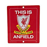 Liverpool F.C. Window Sign SQ