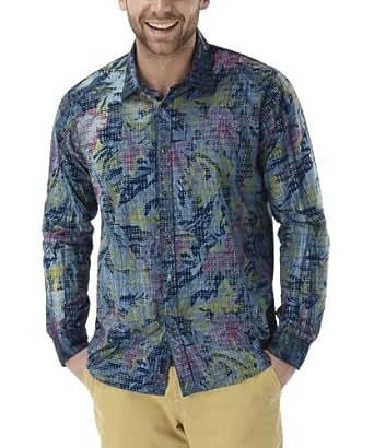 Joe Browns Chemise Fleurie Branchée Homme Multicolore (XX-L)