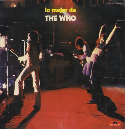 The Who - Lo Mejor De The Who - Zortam Music