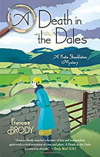 Book Cover: A Death in the Dales