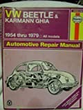 img - for Haynes Vw Beetles and Karmann Ghia Automotive 1200 Owners Repair Manual book / textbook / text book