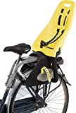 Yepp Maxi Child Seat and Seat Post - Yellow