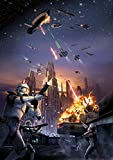 Star Wars Battlefront: Elite Squadron Poster