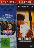 Hot Shots! - Teil 1 + Teil 2 [2 DVDs] title=