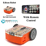 Edison Robot with Remote Control and Printed Guide