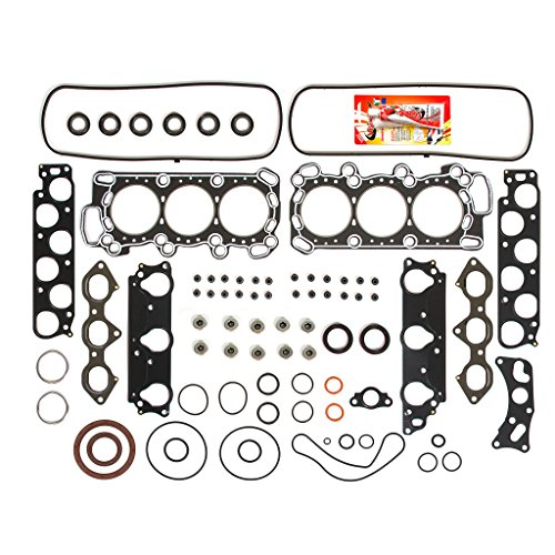 Honda Accord & Acura CL Vtec 3.0 J30A1 Full Gasket Set (2001 Honda Accord Vtec Gasket compare prices)