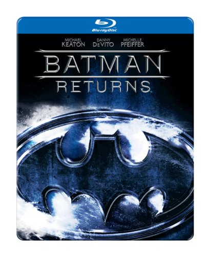 Batman Returns Blu-ray at Gotham City Store