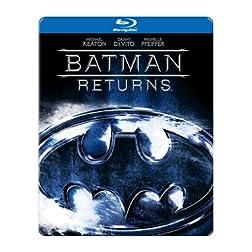 Batman Returns [Blu-ray Steelbook]