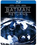 Batman Returns (Limited EditionSteelBook) [Blu-ray] (Bilingual)