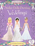 Sticker Dolly Dressing Weddings: Royal Wedding (Usborne Activities)